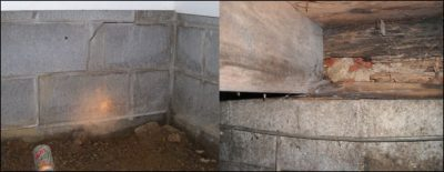Signs of Crawl Space Problems